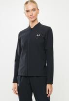 Under Armour - Storm launch jacket - black