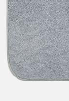Sixth Floor - Sherpa pet blanket - grey