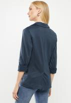 Cotton On - Samba blazer - navy