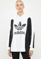 adidas Originals - Bellista hoodie - white & black