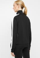 PUMA - Classic zip up track jacket - black