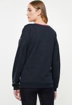 POLO - Elizabeth sweater - navy