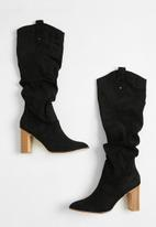 Footwork - Cowdy boot - black