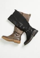 Miss Black - Dolinde boot - taupe