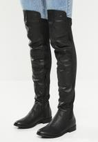 Miss Black - Krabi 5 boot - black