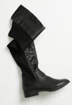 Miss Black - Krabi 5 boot - black