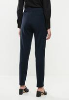 POLO - Paden basic suit pant - navy