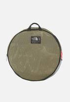The North Face - Base camp camo duffel - green