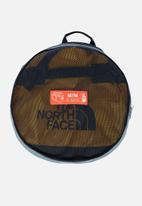 The North Face - Base camp duffel - yellow