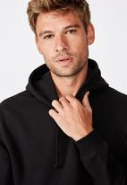 Cotton On - Essential fleece pullover - black