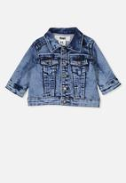 Cotton On - Sonny jacket - blue