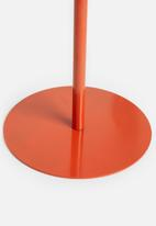 Sixth Floor - Tina side table - red