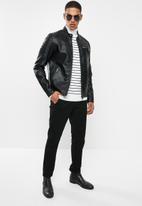 Jack & Jones - Rocky jacket - black