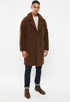 Jack & Jones - Cal jacket - brown