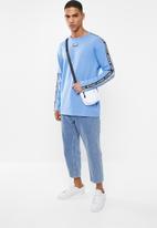 adidas Originals - D-r.y.v. long sleeve tee - blue