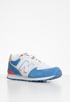 New Balance  - Classic running sneaker - blue