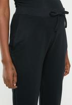 Superbalist - 2 Pack joggers - black & khaki