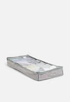 Sixth Floor - Clothes storage bag - grey
