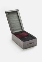 Sixth Floor - Lidded storage box - grey
