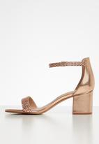 ALDO - Vanami heel - rose gold