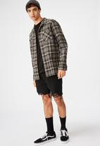 Factorie - Flanno shirt - brown