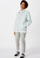 Factorie - Harrington jacket - light blue