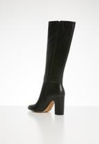 ALDO - Kedassa leather boot - black