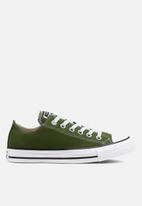 Converse - Chuck Taylor All Star seasonal ox - cypress green