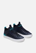 Converse - Chuck Taylor All Star ultra ox - obsidian/white/turbo green