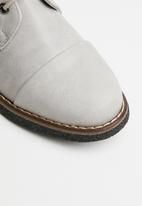 Butterfly Feet - Denali boot - grey