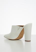 ALDO - Nichy heel - white