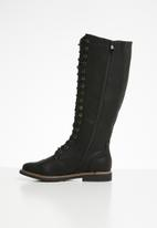 Butterfly Feet - Denali boot - black