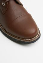 Butterfly Feet - Denali boot - choc