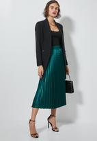 Superbalist - Pleated skirt - teal