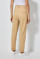 Superbalist - Tapered trousers - camel