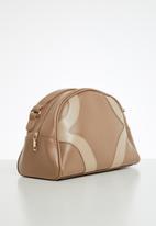Superbalist - Half moon crossbody bag - beige