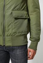 Superbalist - Nevada bomber jacket - green