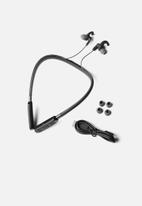 Skullcandy - Inkd+ active wireless in-ear - black & grey
