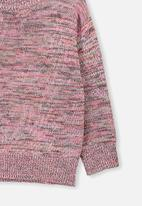 Cotton On - Danica knit jumper - pink