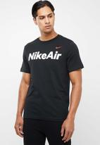 Nike - Nsw nike air short sleeve tee - multi