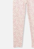 Cotton On - Huggie tights - blush