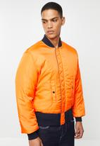 Alpha Industries - Ma-1 classic bomber - navy
