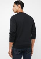 Diesel  - Willy sweater - black