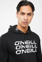 O'Neill - Original pullover hoodie - black