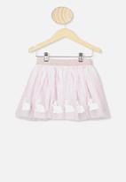 Cotton On - Trixiebelle tulle skirt - purple
