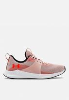 Under Armour - Charged aurora - halo grey / white / peach frost