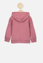 Cotton On - License hoodie - pink
