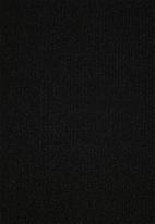 MILLA - Wrap maxi dress - black