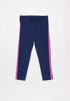Nike - Nike air legging - blue & pink