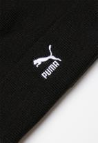PUMA - Archive mid fit beanie - black